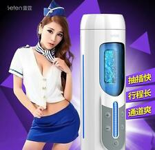 3D Automatic HandsFree Vagina_Pussy_Masturbators Stroker Sex_Cup For Male Leten