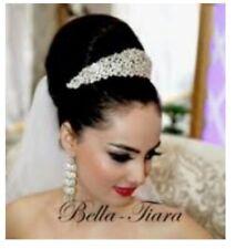 Bella Tiara Wedding Tiara
