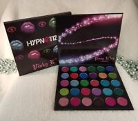 Pinky Rose Cosmetics Hypnotize 2 Pressed Glitter Treasure Eyeshadow Palette~BNIB
