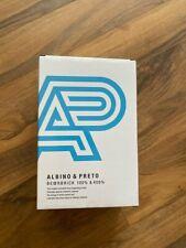 Albino & Preto Bearbrick Set 400% 100% Shoyoroll Be@rbrick Medicom Toy Shoyoroll