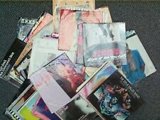 LOT OF 100 EMPTY PICTURE SLEEVES NO RECORDS CRAFTS DECORATIOIN FREE SHIPPING