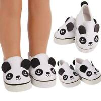 Doll Canvas Shoes PU Shoes Single Shoes For 14.5 inch Cute Doll m H3W3 G9K5