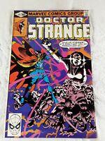 Doctor Strange Comic Book #44 1980 Marvel