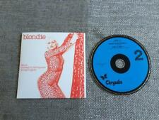 Blondie Denis / Contact In Red Square / Kung Fu GIrls    CD Single Card Sleeve
