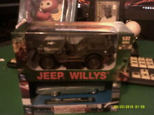Modern Armor Jeep Willys 1/32 Diecast New-Ray Toys 2003-FREE SHIPPING
