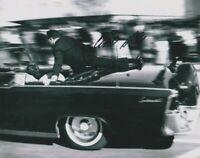 Clint Hill   **HAND SIGNED**  8x10 photo  ~  AUTOGRAPHED  ~  JFK secret service