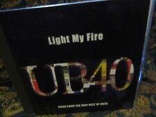 "UB40, ""Light My Fire"" (1 Track promo CD)"