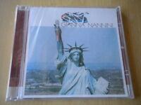 Gianna Nannini California CD NUOVO America Good bye my heart Sognami Bobby McGee