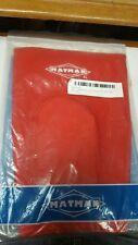 New Matman Neoprene Wrestling Knee Pad Adult Size Small Red