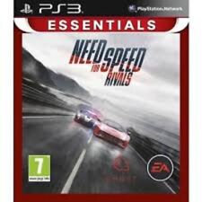 Need for Speed Rivals * Essentials - PS3 IMPORT neuf sous blister