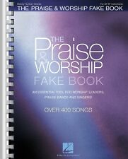 The Praise & Worship Fake Book B Flat Edition Real Book Fake Book NEW 000240324
