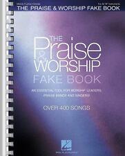 The Praise & Worship Fake Book B Flat Edition Real Book Fake Book NEW 000240324