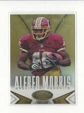 2014 Certified Mirror Gold #100 Alfred Morris Redskins 08/25