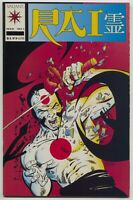 Rai 1 Valiant 1992 NM- Bob Layton David Michelinie