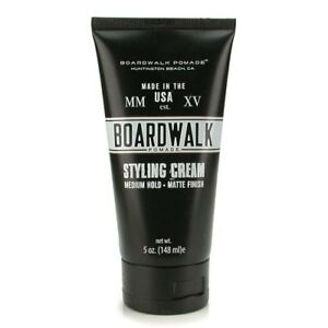 Boardwalk Styling Cream Medium Hold Matte Finish