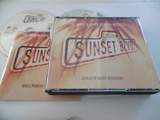 SUNSET BOULEVARD GLENN CLOSE WORLD PREMIÈRE LONDON CASTING 2 CD LuPONE ANDERSON