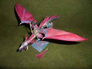 Warhammer Hochelfen Prinz auf Drachen (High Elf Lord on Dragon