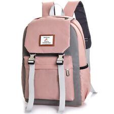 Mens Womens Backpack Laptops Rucksack School Formal Business Work Bags Satchel