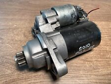 Volkswagen Polo Mk5 6R 2010 1.2 Petrol Starter Motor 02T911023R Free Delivery #1