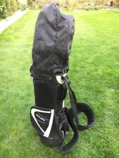 Dunlop golf clubs set complete with lite stand bag all in good condition