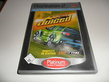 PlayStation 2  PS 2  Juiced(Platinum)
