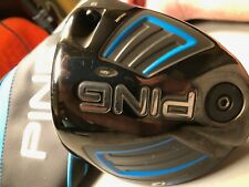 Ping G 9 degree Driver Stock Stiff with HC and Tool 9/10 Condition