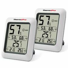 ThermoPro TP50 Digital Indoor Room Thermometers Hygrometer Monitor Temperature