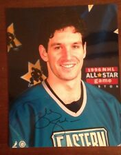 BRENDAN SHANAHAN SIGNED AUTOGRAPHED 8x10 - 1996 All Star Game Photo In Boston