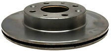 Disc Brake Rotor-Non-Coated Front ACDelco Advantage 18A208A