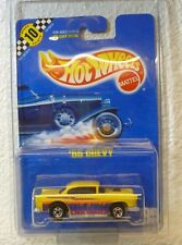 Speed Points 1991 HOT WHEELS '55 CHEVY #95 with SKIDS