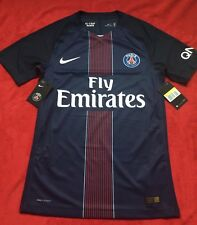 RARE BNWT NIKE FFF FRANCE PSG PARIS 16/17 HOME MATCH PLAYER ISSUE PRO STOCK, S