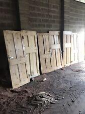 Victorian Reclaimed Four Panel Doors