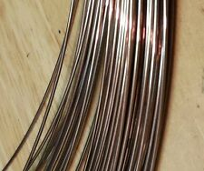 93% COPPER WIRE SOLDER 18 Gauge 10 Foot Coil Made in USA Improved Color Match