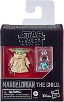 Star Wars Black Series Mandalorian The Child Baby Yoda Grogu 1.1-Inch Figure