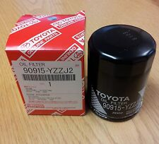 New Genuine Part Toyota Rav4 Petrol Engine Oil Filter 90915-YZZJ2 Original Rav 4