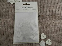 Wedding Cream Scatter Table Confetti By East of India- VINTAGE VENUE DECORATION