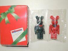 Medicom Bearbrick Chrismas X'mas 2001 Be@rbrick Boxset Set of 2