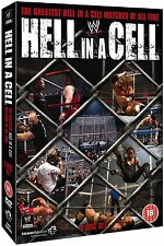 WWE Hell In A Cell - Greatest Matches Of All Time [3x DVD] *NEU*
