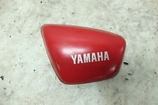 95 Yamaha XV 750 XV750 Virago left side cover panel