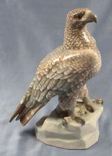 Adler Falke bussard Vogel figur Amphora porzellan figur porzellanfigur