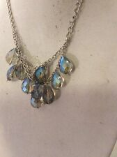 Kenneth Cole New York Summer Glow Stone Shaky Necklace $52
