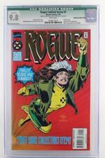 Rogue Limited Series #1 -MINT- CGC 9.8 NM/MT - Marvel 1995 - Gold foil - ERROR!