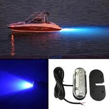 Yacht Boat Underwater Lights Boat Tail Light IP68 Waterproof Marine Lamp 6 LEDs