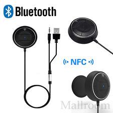 Bluetooth 4.0 Receiver NFC AUX Musik Adapter USB KFZ Auto Freisprecheinrichtung