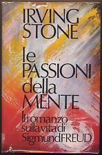LE PASSIONI DELLA MENTE IRVING STONE DALL'OGLIO 1971