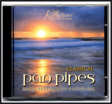 Classical Panpipes Instrumental Music CD Bach,Beethoven,Pachelbel, New & Sealed