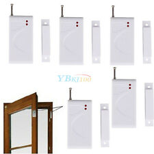 Wireless 433MHZ Window Magnet Sensor Detector For My Zone Contact Alarm System