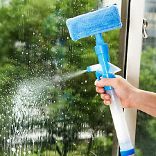 Magnetic Cleaner Brush Window Glass Wiper Double Cleaning Surface Side Pad Tool