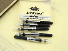 10pcs Jinhao Fountain Pen Metal Converters For Jinhao