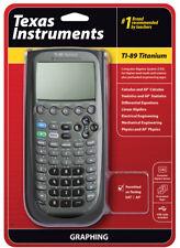 Texas Instrument Ti-89-Titanium Cas Graphing Calculator New From Manufacturer